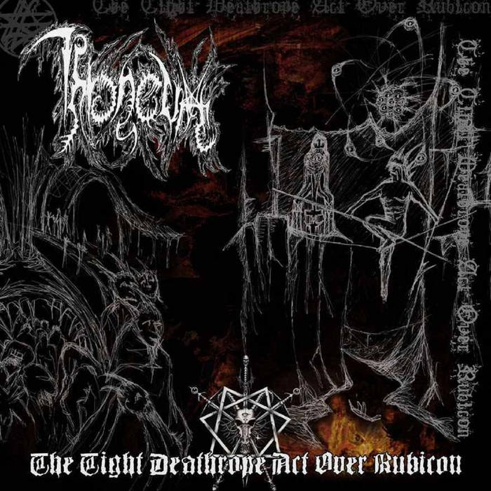 Reviews for Throneum - The Tight Deathrope Act over Rubicon
