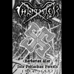 Reviews for Thunder (POL) - Barbarian War into Podlachian Forests (1994-1997)