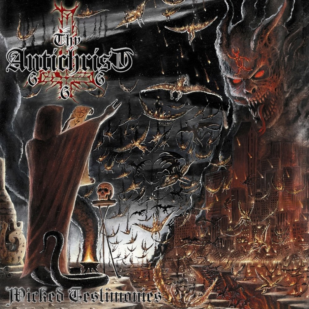 Review for Thy Antichrist - Wicked Testimonies