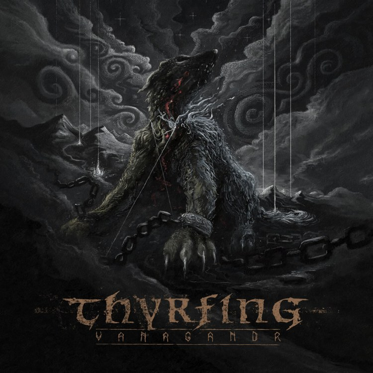 Reviews for Thyrfing - Vanagandr