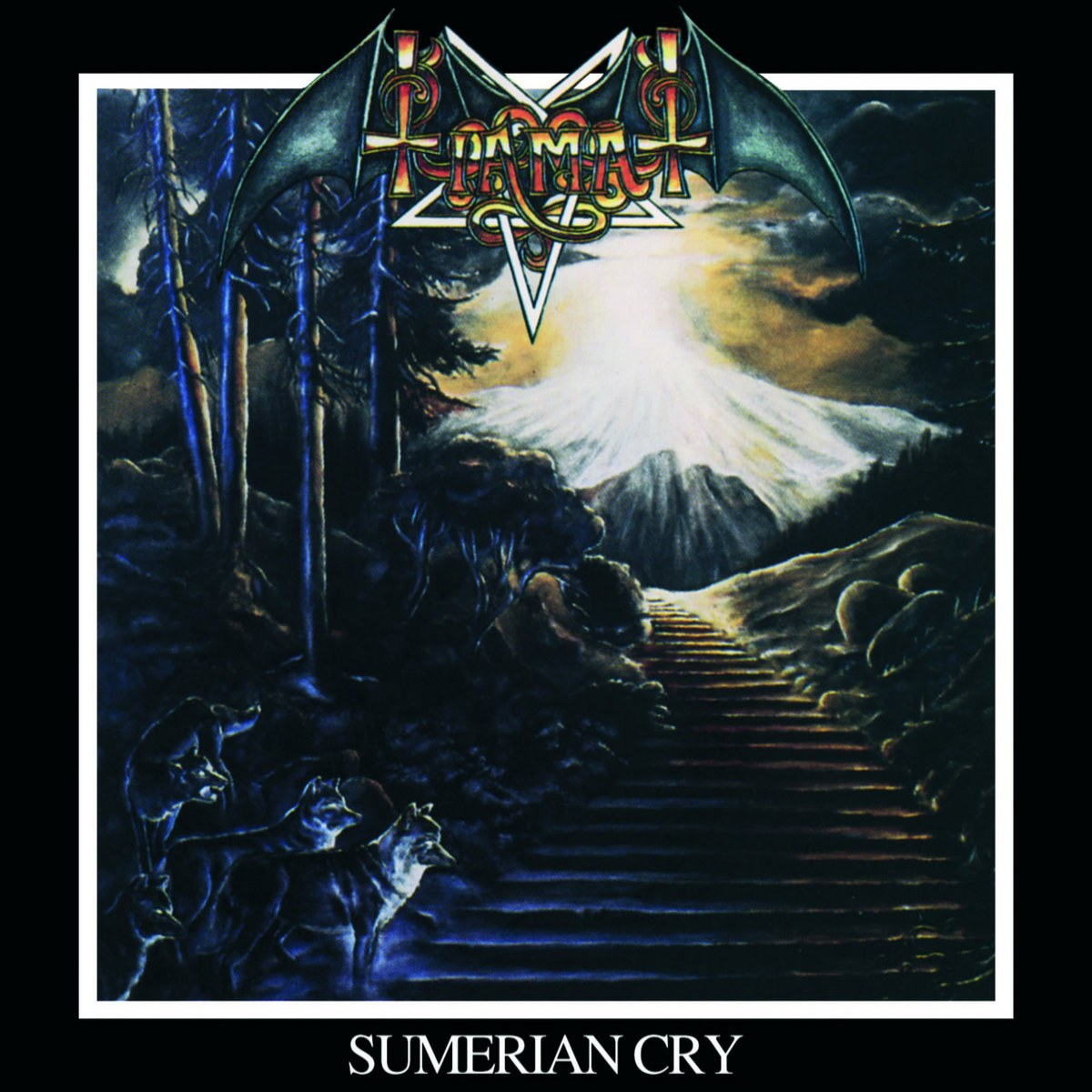 Reviews for Tiamat - Sumerian Cry
