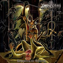 Tormentor 666 - Destroying the Holiness