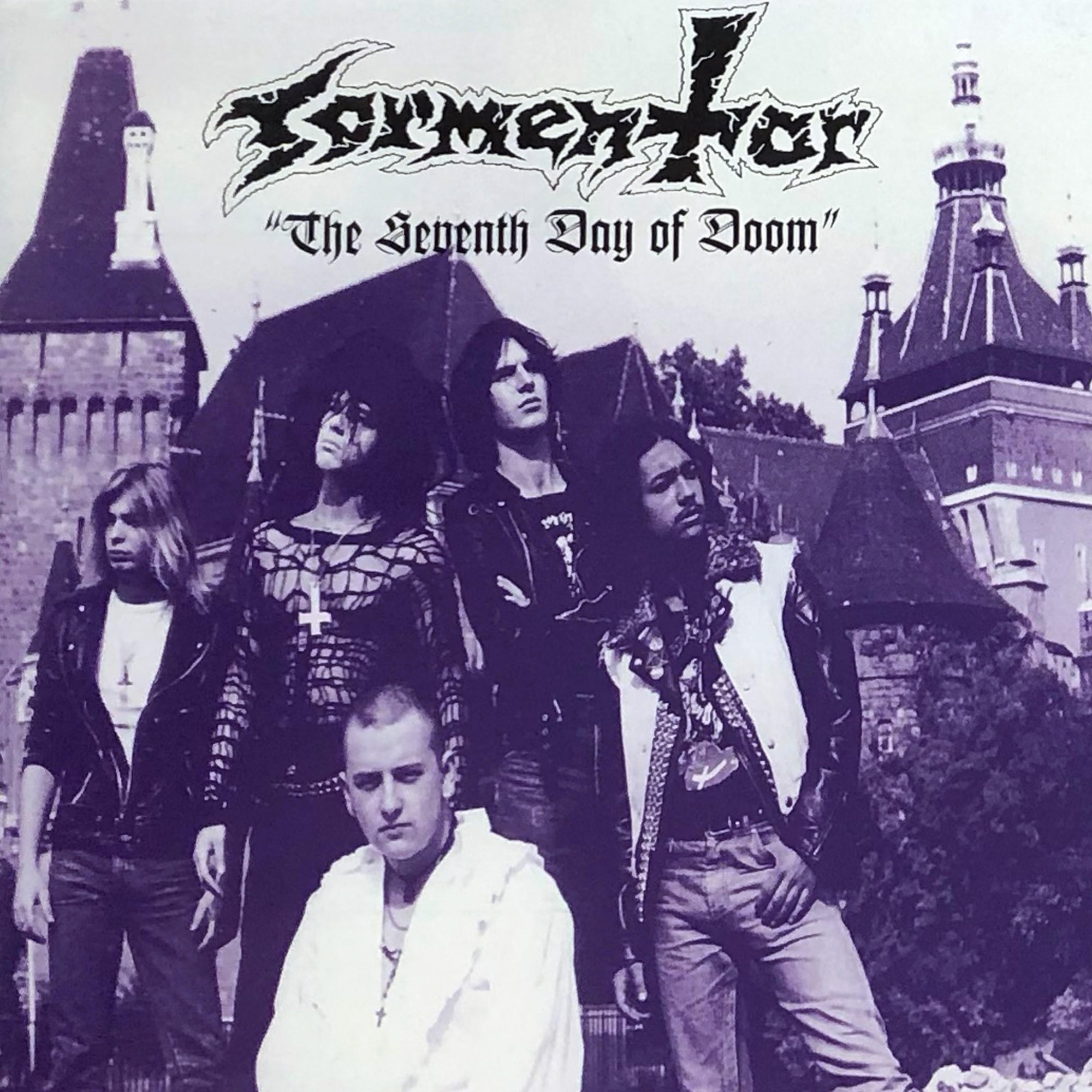 Review for Tormentor (HUN) - The Seventh Day of Doom