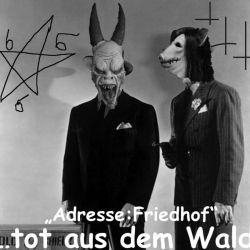 Reviews for Tot aus dem Wald - Adresse: Friedhof