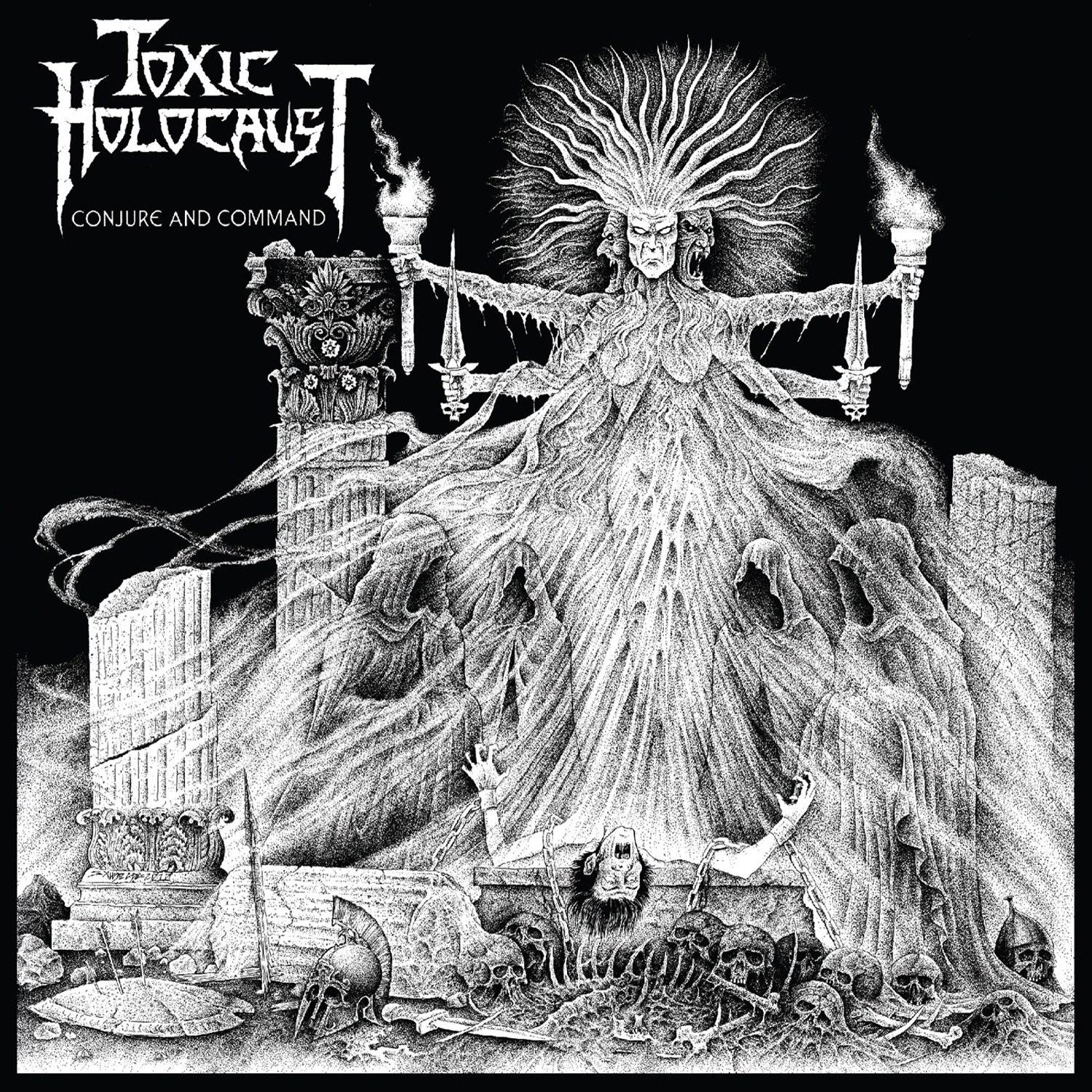 Review for Toxic Holocaust - Conjure and Command