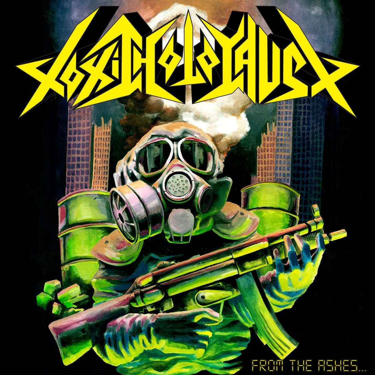 Toxic Holocaust - From the Ashes...