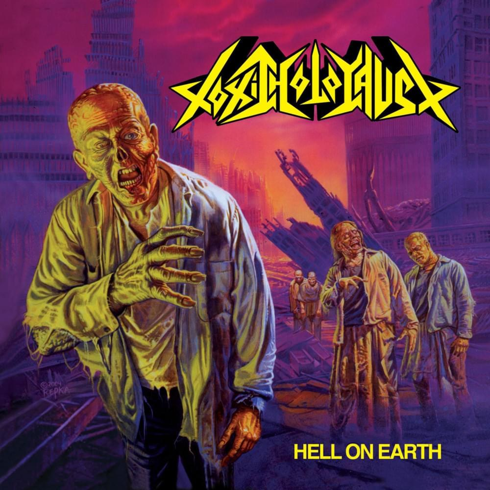 Review for Toxic Holocaust - Hell on Earth