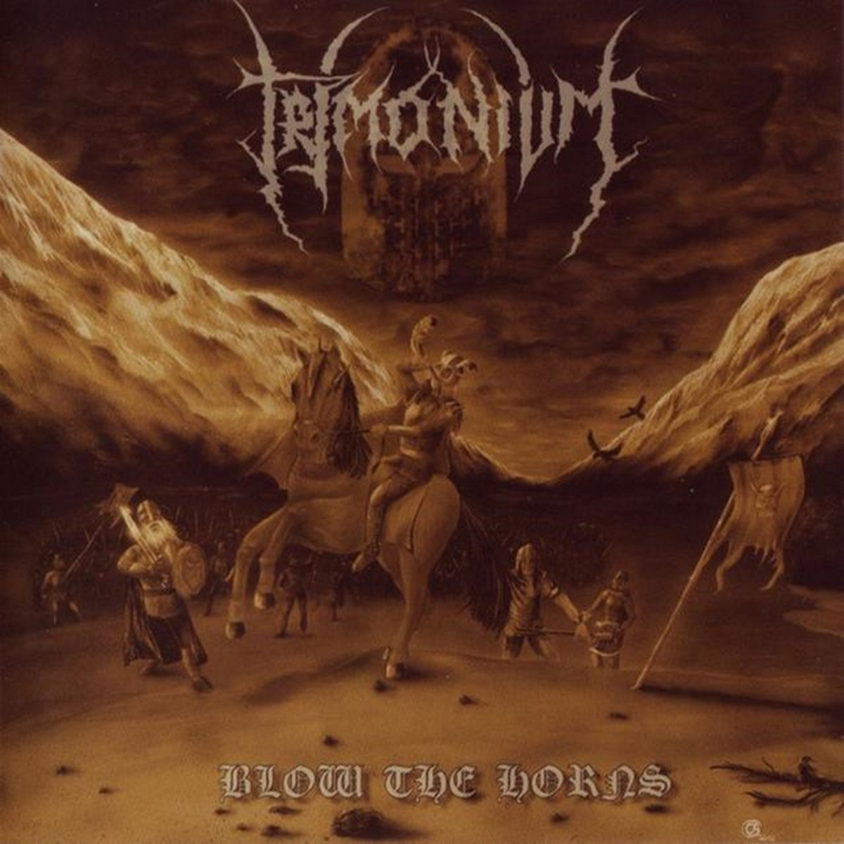Review for Trimonium - Blow the Horns