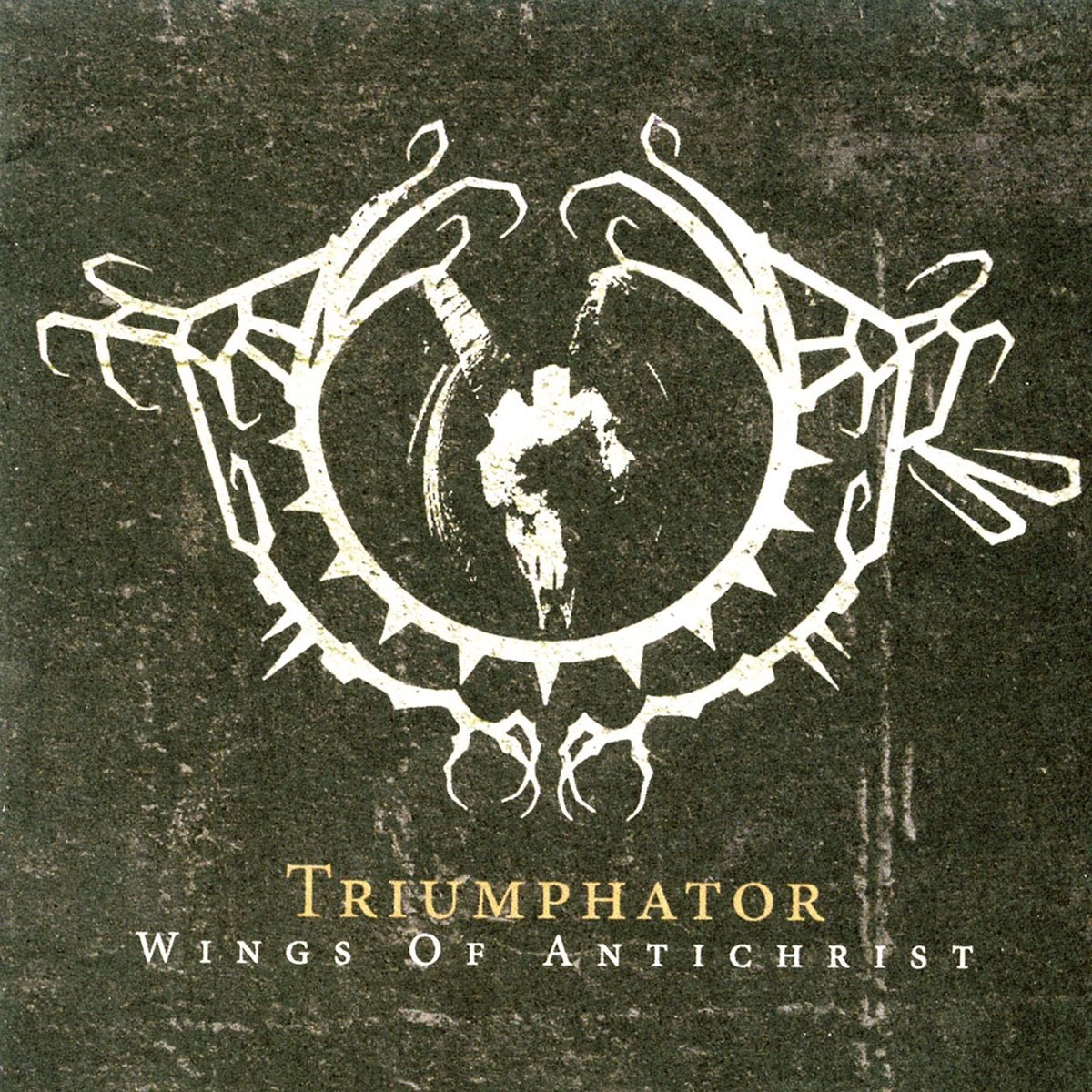 Review for Triumphator (SWE) - Wings of Antichrist