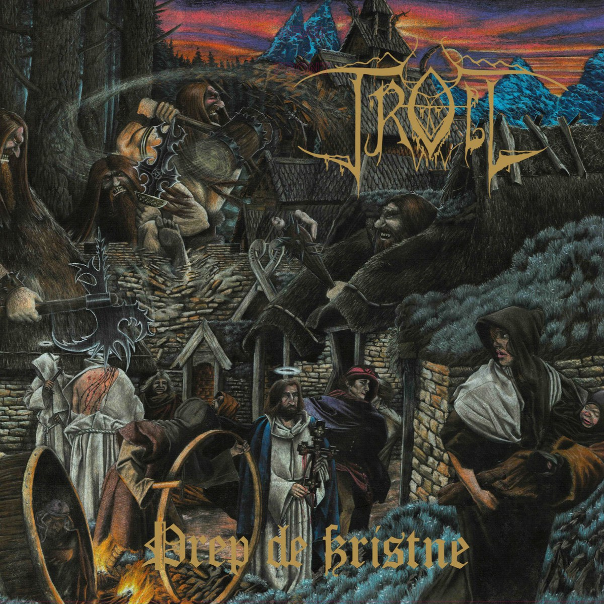 Review for Troll - Drep De Kristne