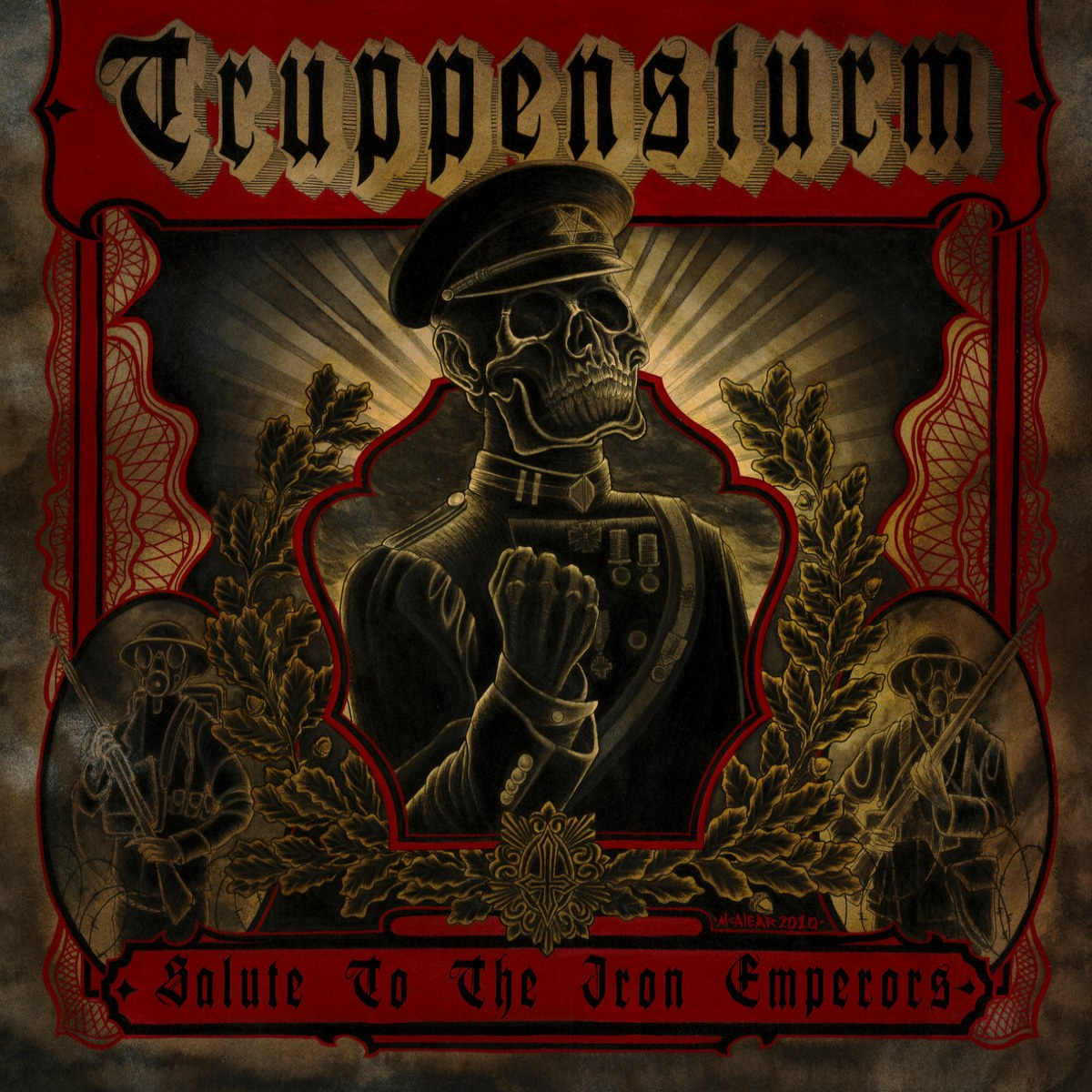 Truppensturm - Salute to the Iron Emperors