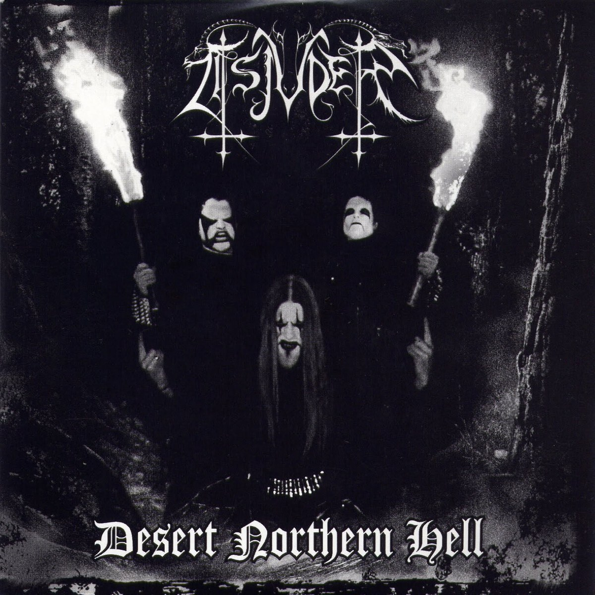 Review for Tsjuder - Desert Northern Hell