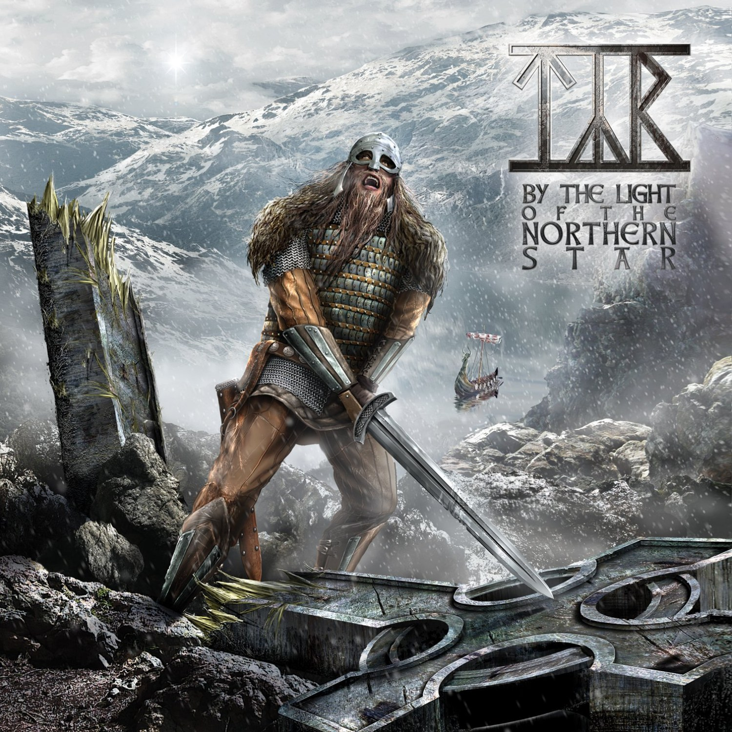 Reviews for Týr (FRO) - By the Light of the Northern Star