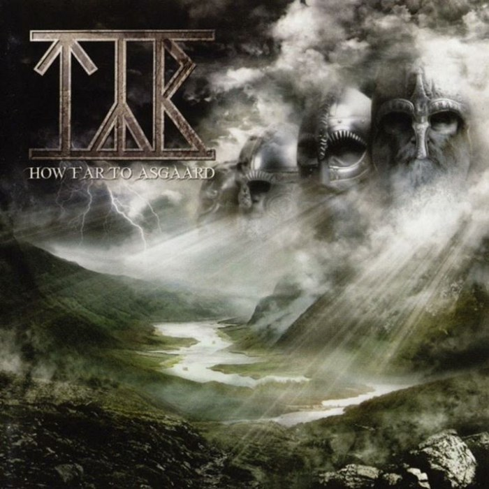 Reviews for Týr (FRO) - How Far to Asgaard