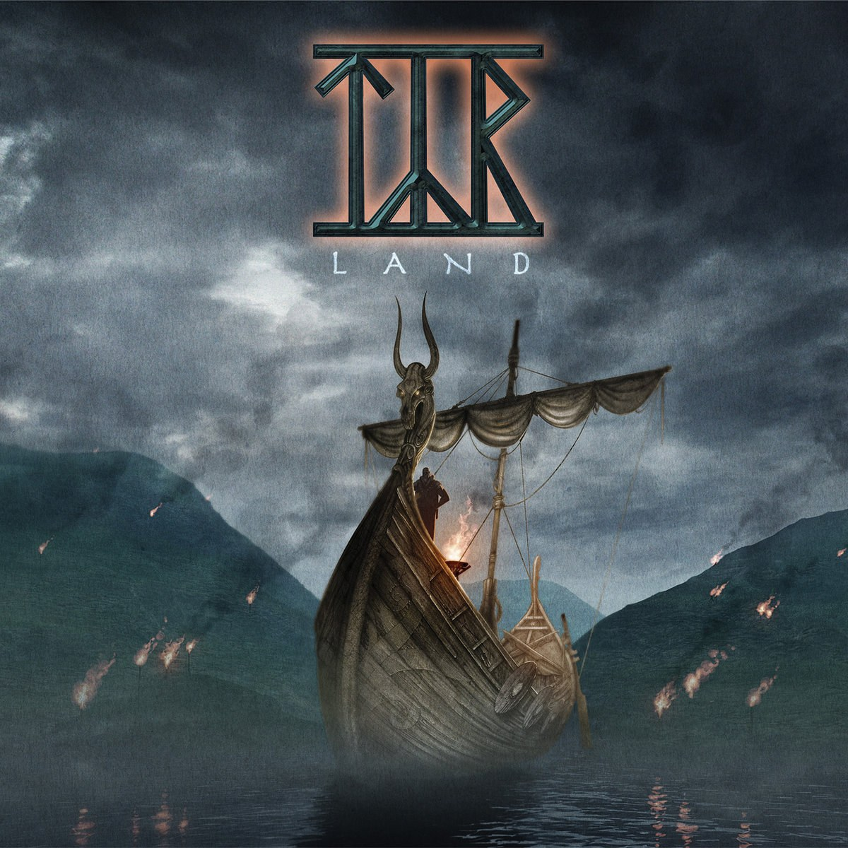 Reviews for Týr (FRO) - Land