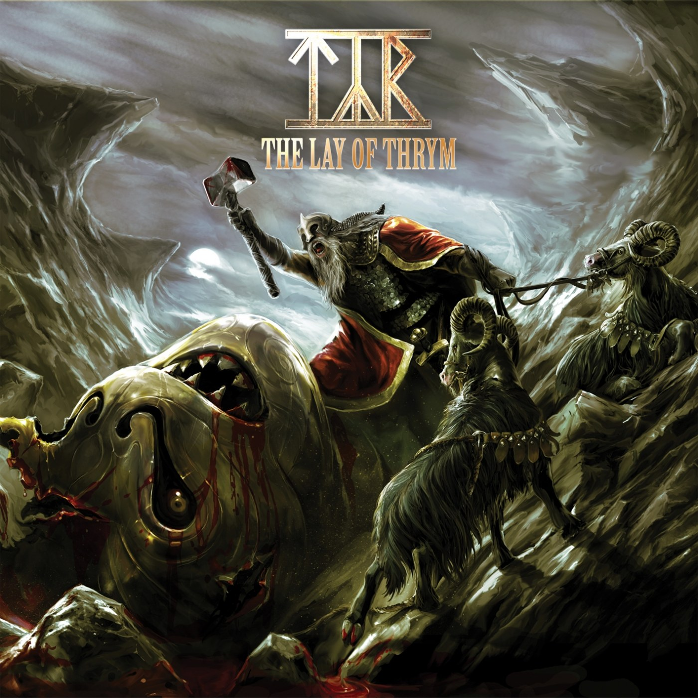 Reviews for Týr (FRO) - The Lay of Thrym