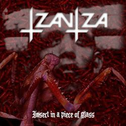 Tzantza - Insect in a Piece of Glass