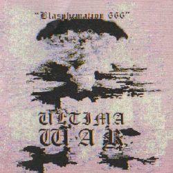 Ultima War - Blasphemation 666