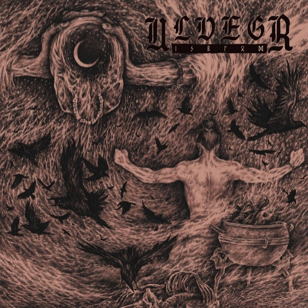 Ulvegr - Isblod