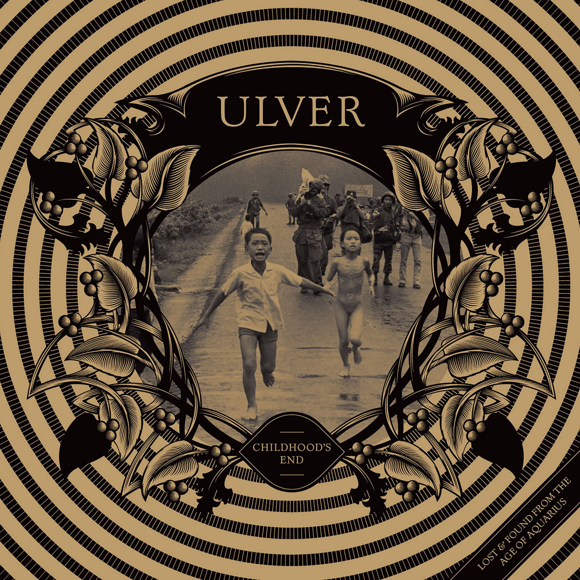 Review for Ulver - Childhood's End