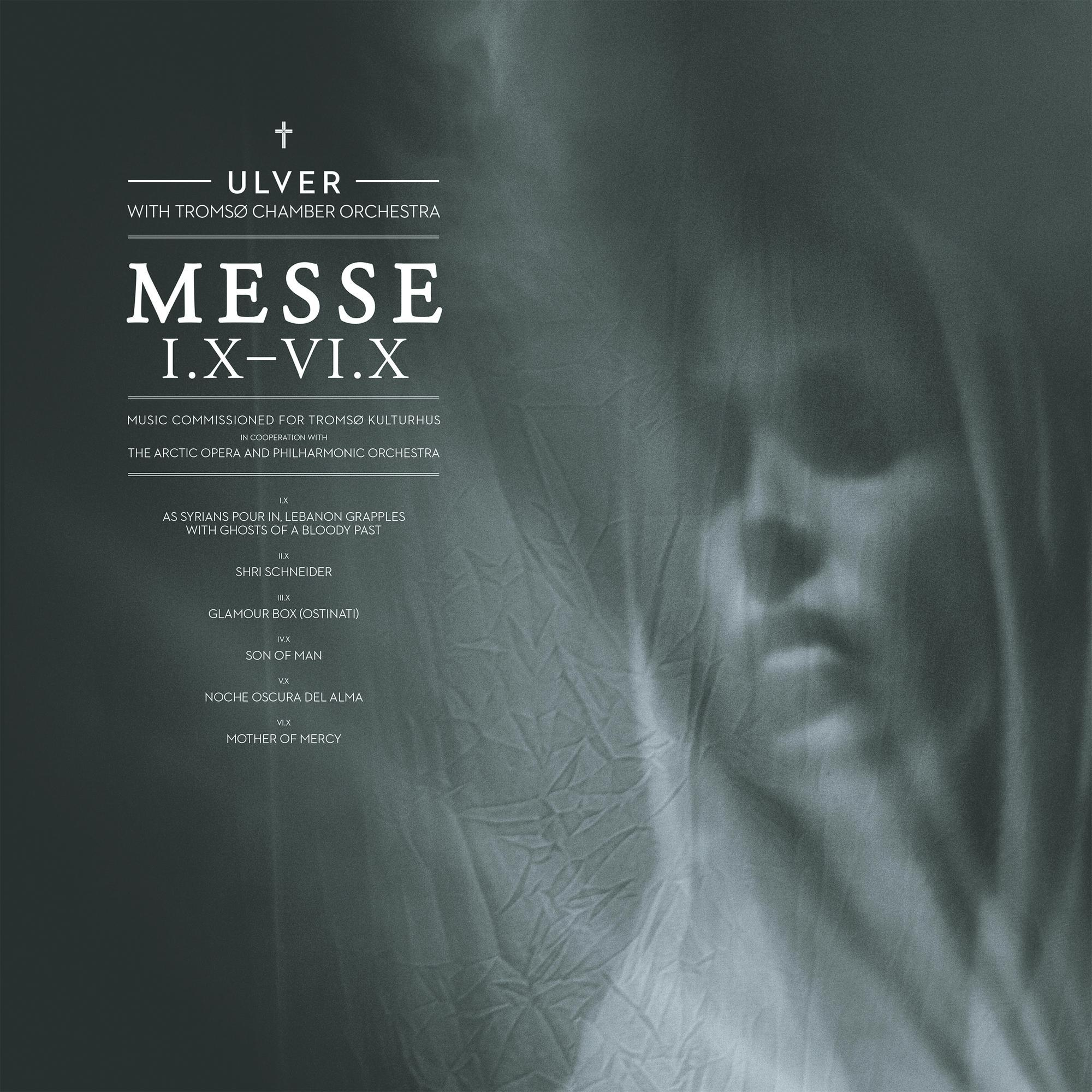 Review for Ulver - Messe I.X - VI.X