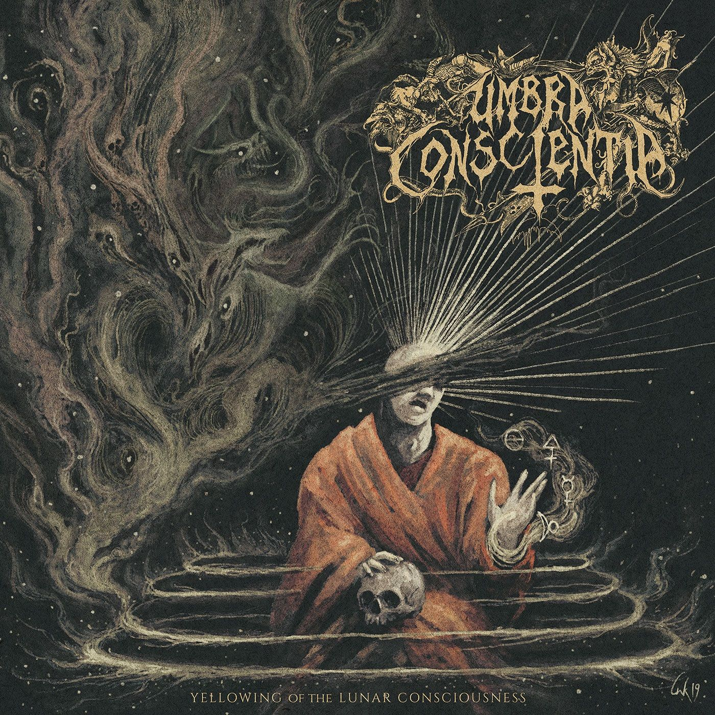 Umbra Conscientia - Yellowing of the Lunar Consciousness