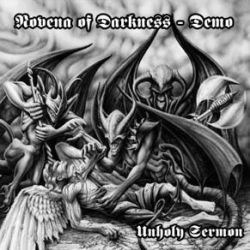 Reviews for Unholy Sermon - Novena of Darkness
