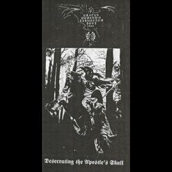Review for Unholy Vampyric Slaughter Sect - Desecrating the Apostle's Skull