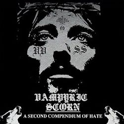 Review for Unholy Vampyric Slaughter Sect - Vampyric Scorn - A Second Compendium of Hate
