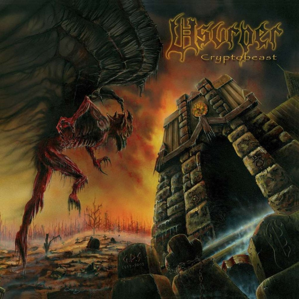 Review for Usurper - Cryptobeast