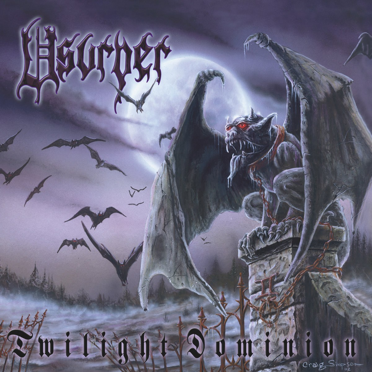 Review for Usurper - Twilight Dominion