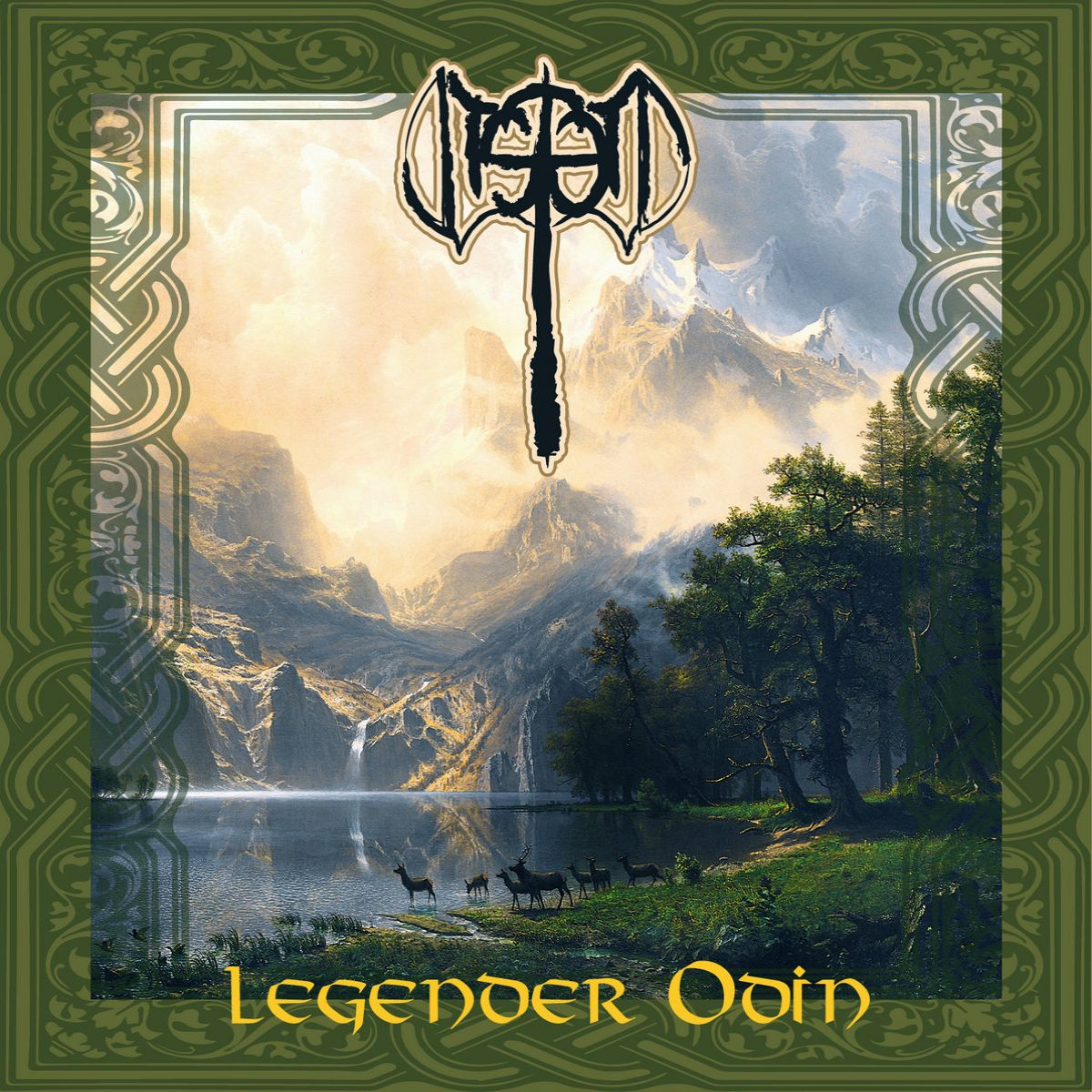 Utstøtt - Legender Odin