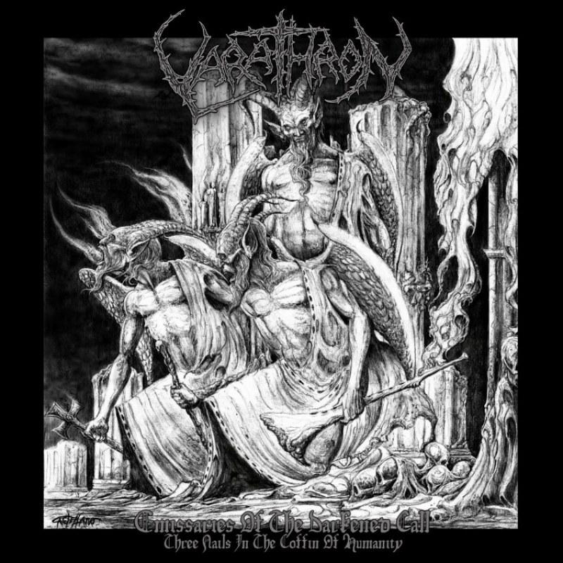 Varathron - Emissaries of the Darkened Call