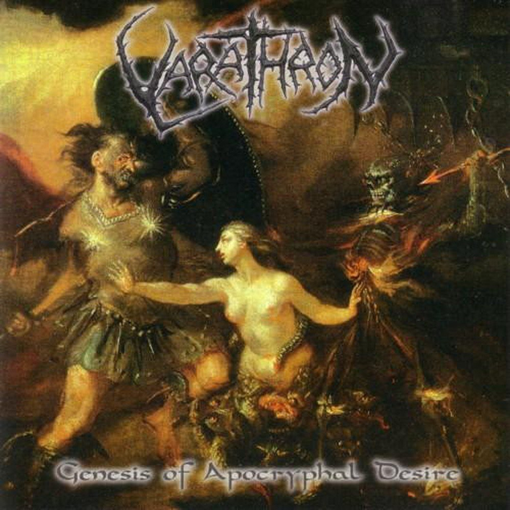 Review for Varathron - Genesis of Apocryphal Desire (Compilation)