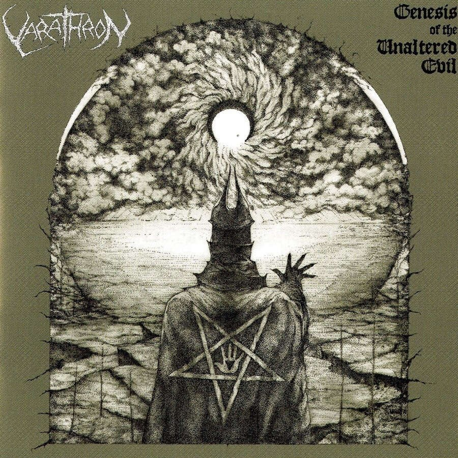 Review for Varathron - Genesis of the Unaltered Evil