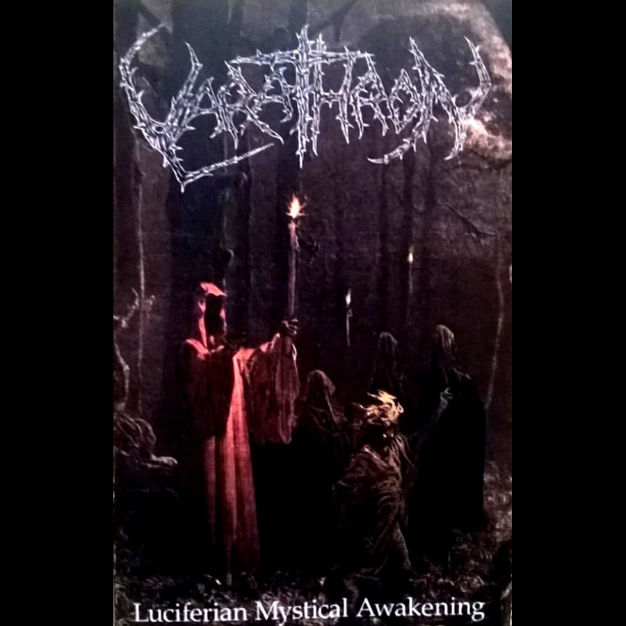 Review for Varathron - Luciferian Mystical Awakening