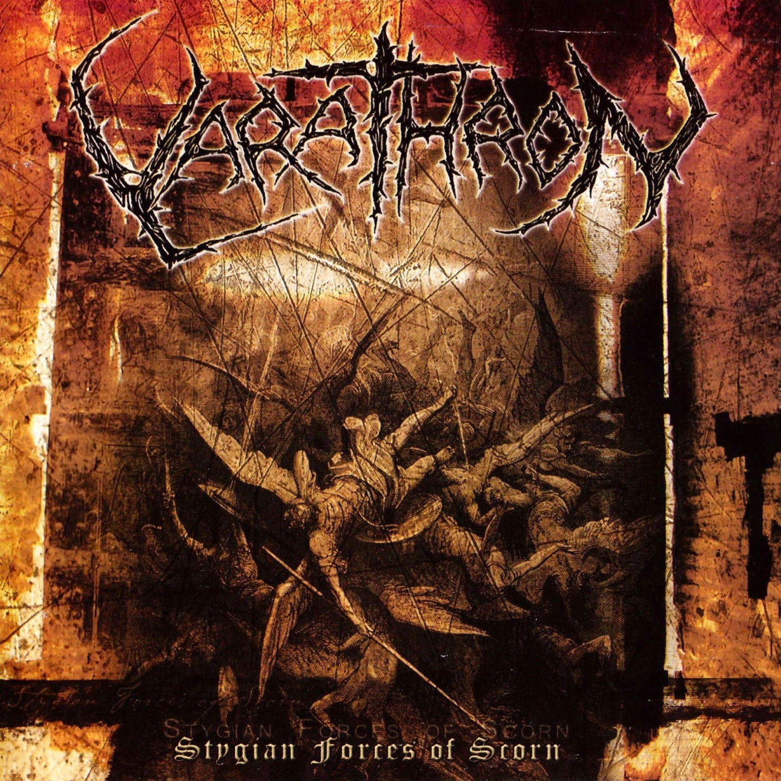 Review for Varathron - Stygian Forces of Scorn