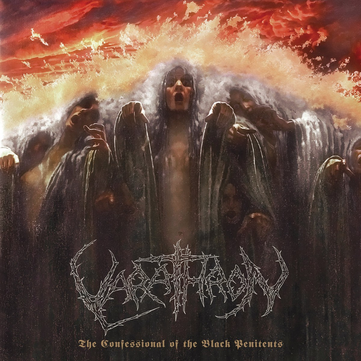 Review for Varathron - The Confessional of the Black Penitents