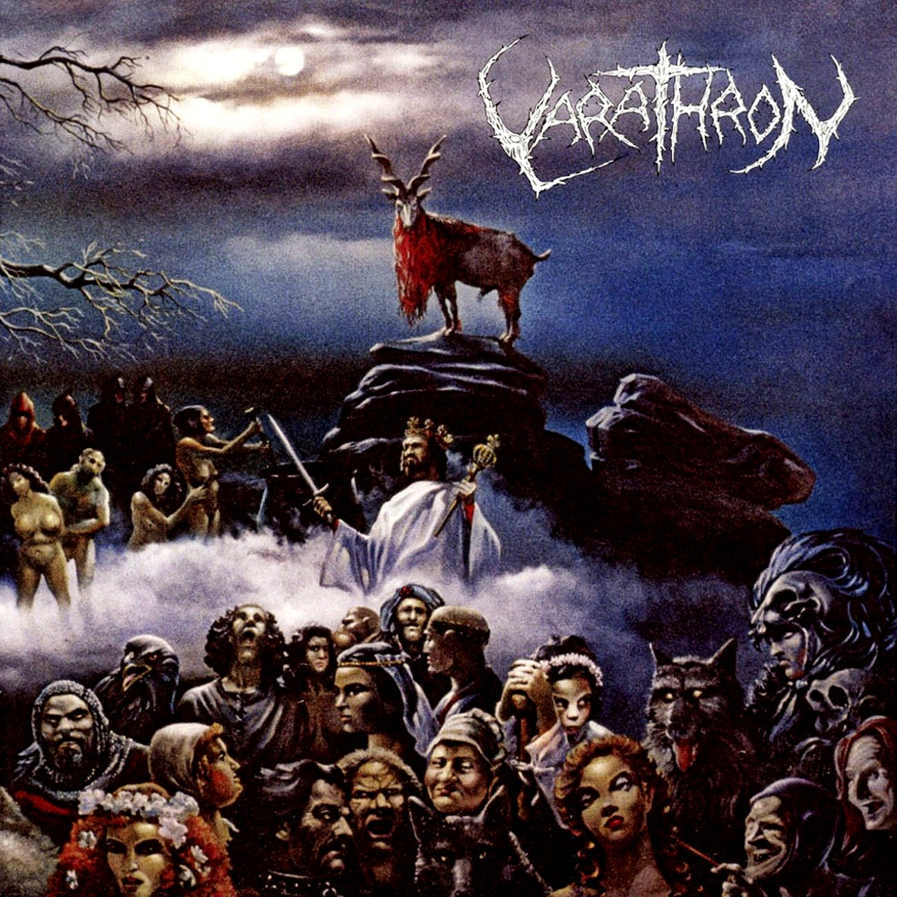 Review for Varathron - Walpurgisnacht