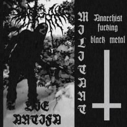 Vargahl - Militant Anarchist Fucking Black Metal