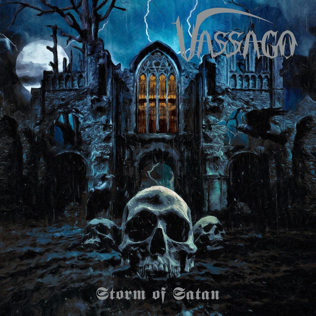Reviews for Vassago - Storm of Satan