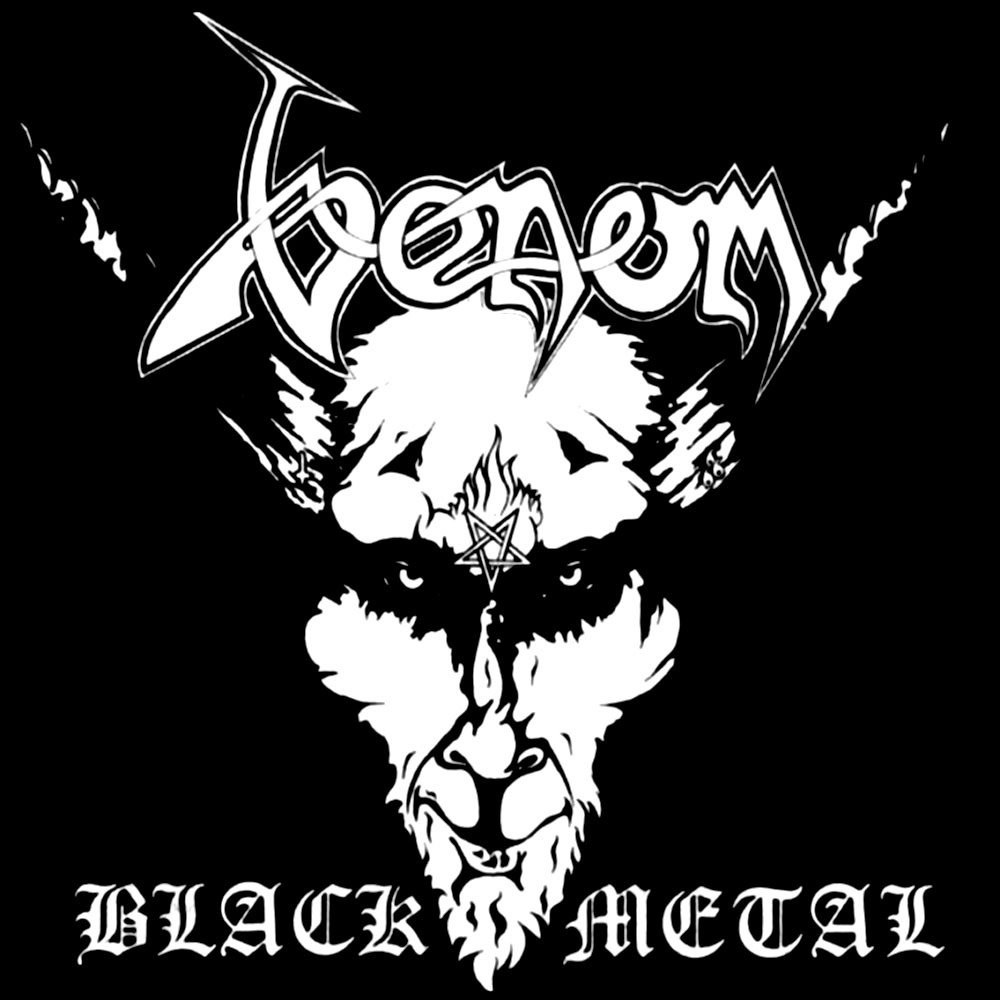 Review for Venom - Black Metal