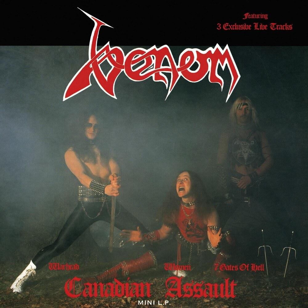 Venom - Canadian Assault
