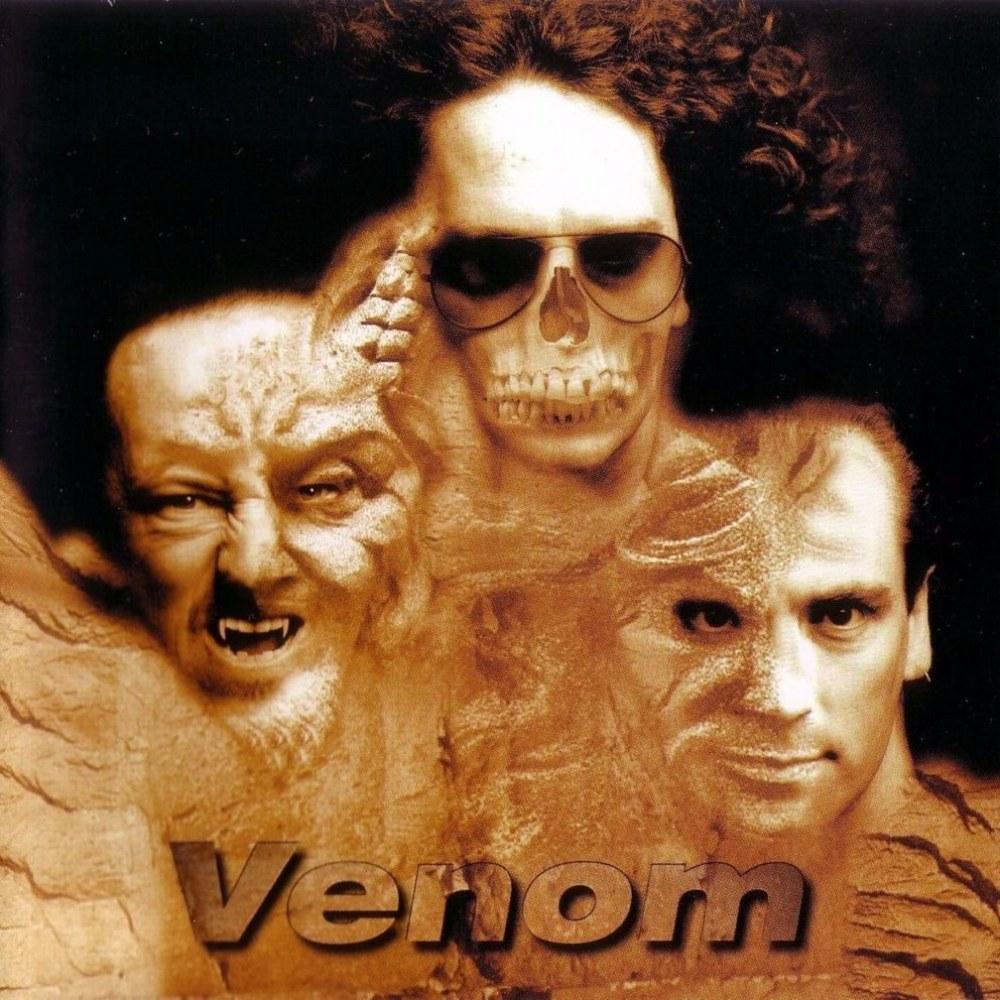 Venom - Cast in Stone