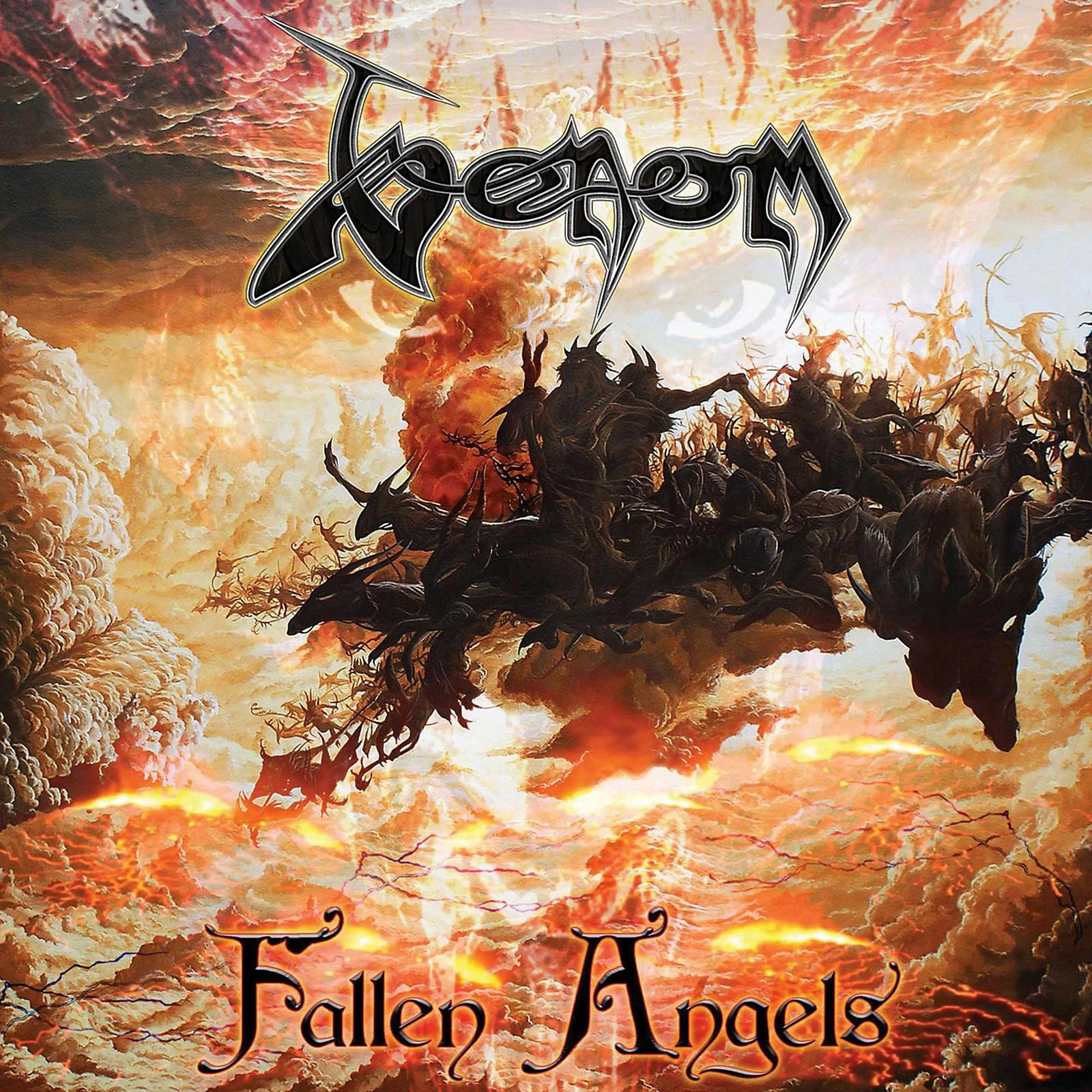 Review for Venom - Fallen Angels