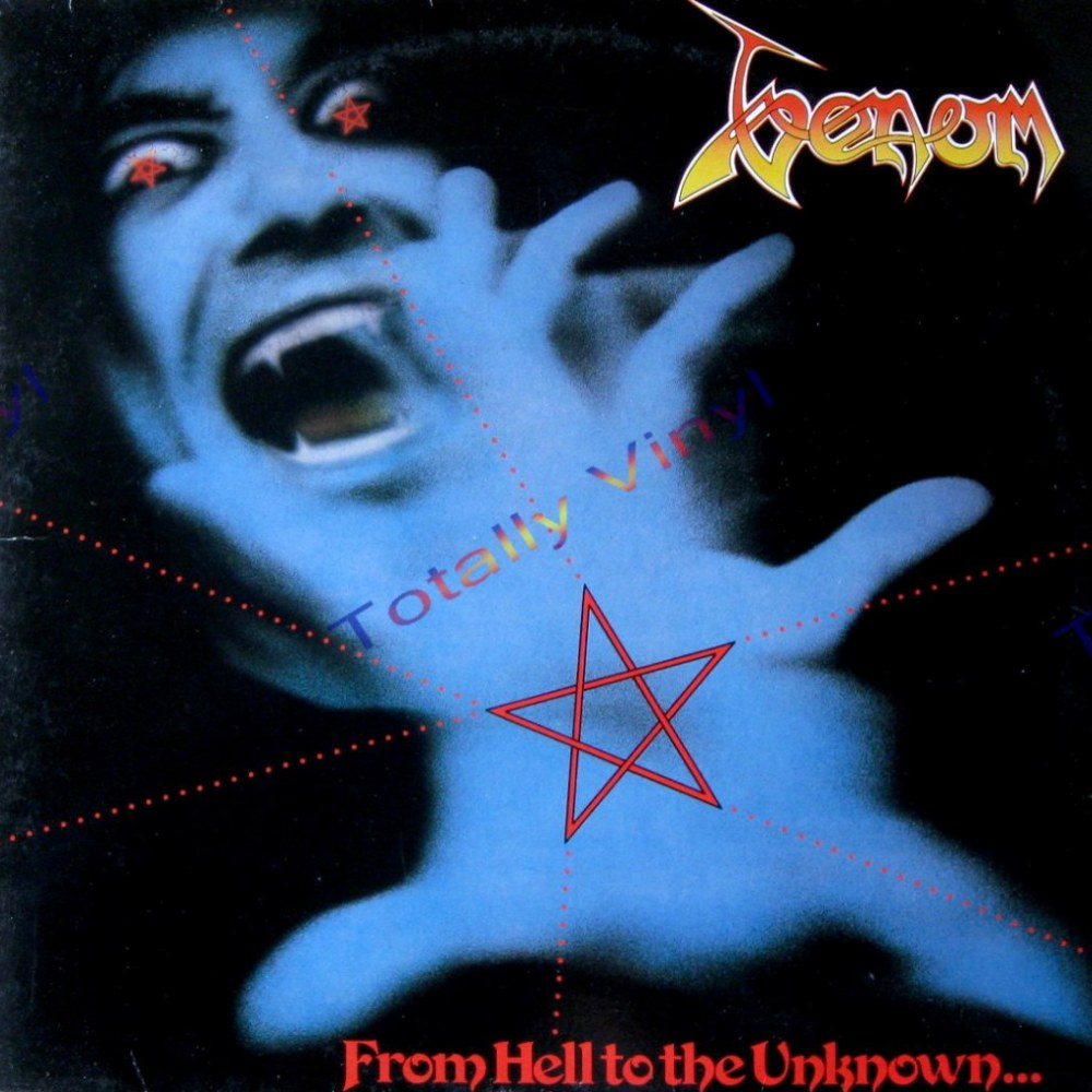 Review for Venom - From Hell to the Unknown...