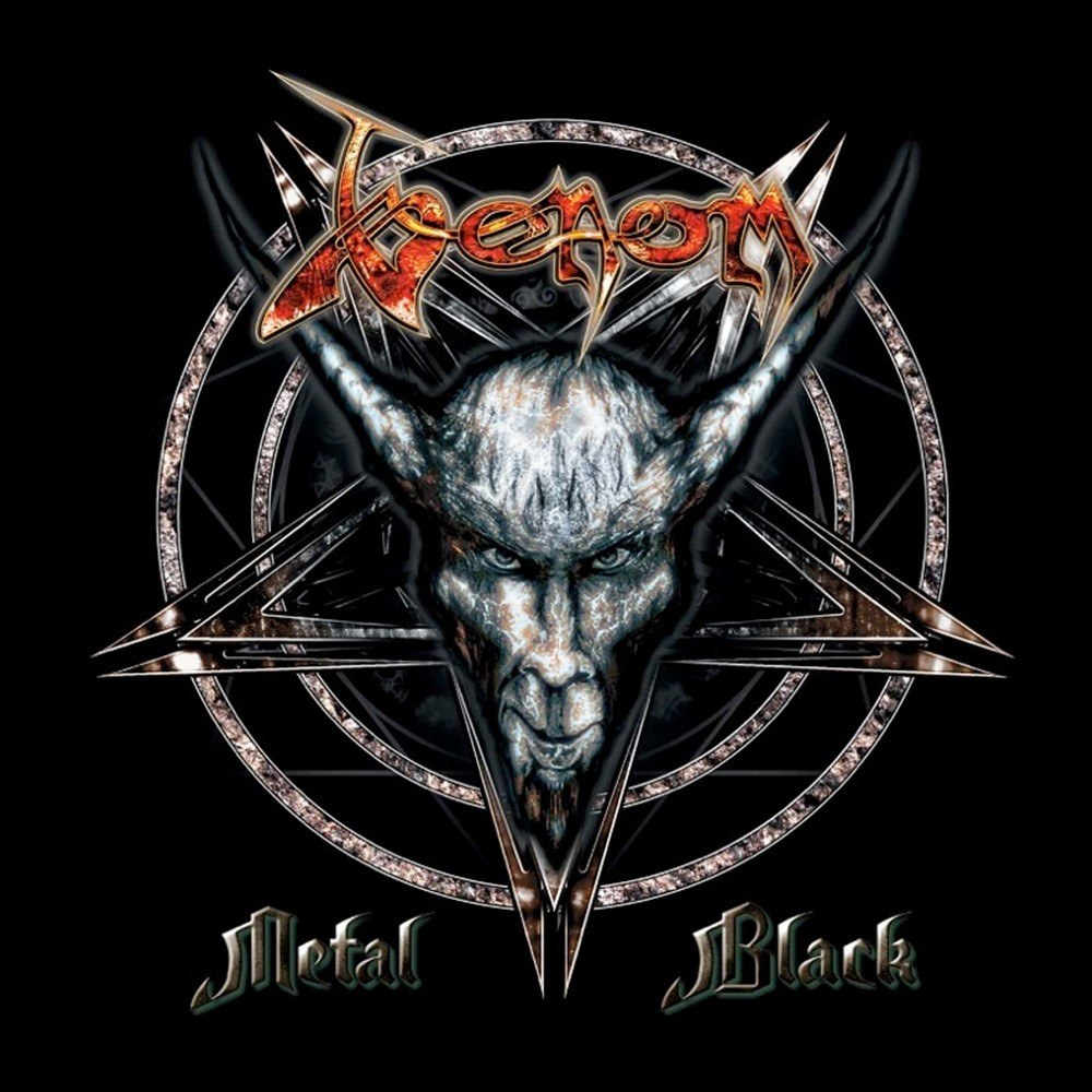 Review for Venom - Metal Black