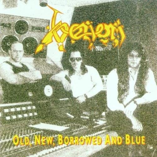 Venom - Old, New, Borrowed and Blue