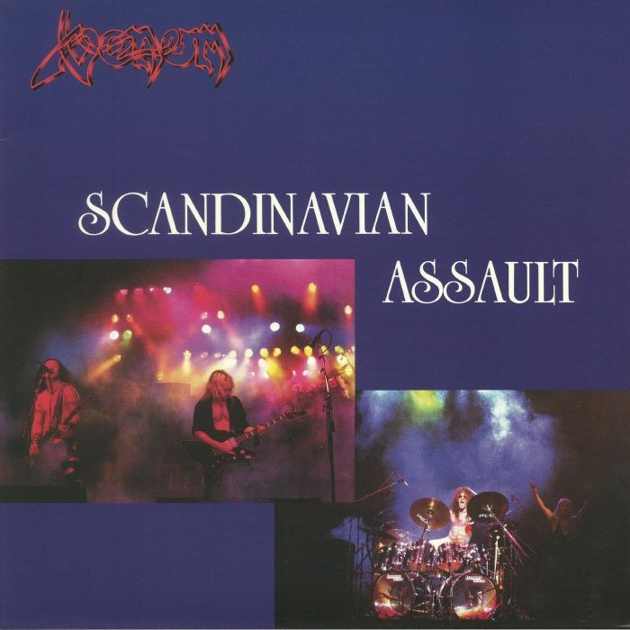 Venom - Scandinavian Assault
