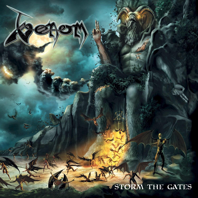 Review for Venom - Storm the Gates